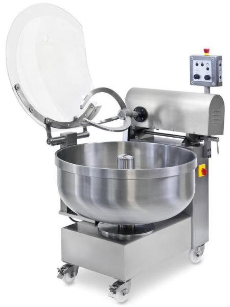 Melior Machines BVBA - Mengelaar 150 liter met kuipaandrijving