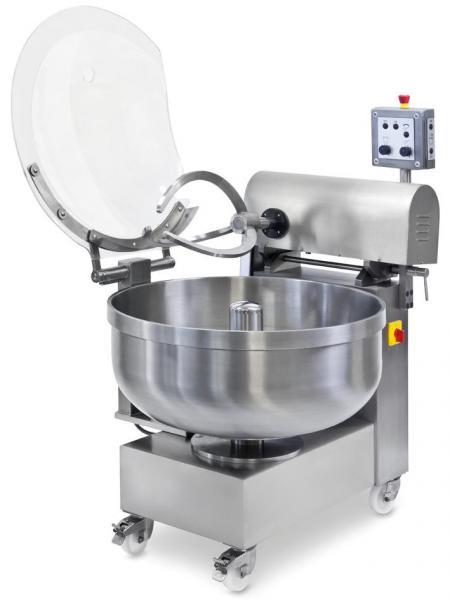 Melior Machines BVBA - Mélangeur 150 litres avec cuve entrainée
