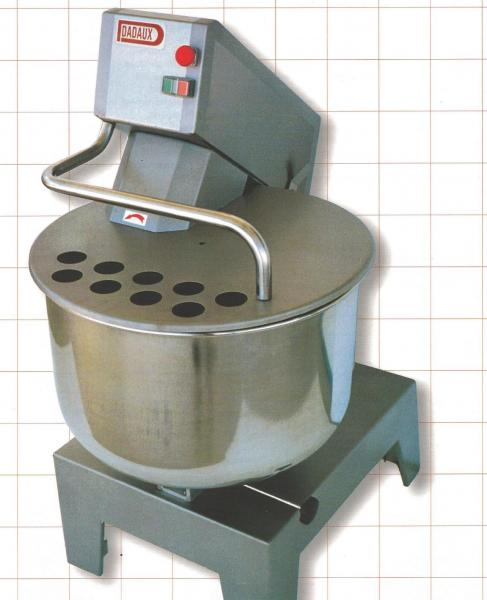 Melior Machines BVBA - Mengelaar Dadaux