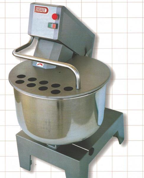 Melior Machines BVBA - Mélangeur Dadaux