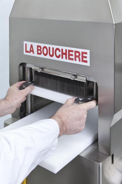 Melior Machines BVBA - Attendrisseur électrique La Bouchère