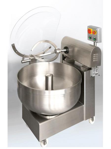 Melior Machines BVBA - Mélangeur 150 litres sans cuve entrainée