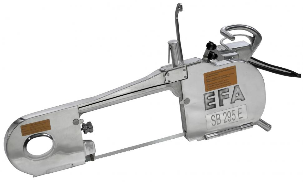 Melior Machines BVBA - EFA SB295E